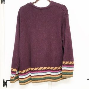 Extra Point Sweaters - Extra Point Country Autumn Pumpkin Sweater 1X
